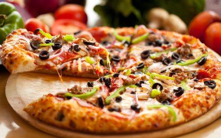البيتزا بالصور  (3)