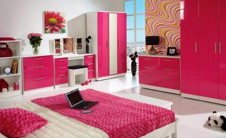 صور ديكورات غرف بنات احدث كتالوج لألوان غرف البنات | ميكساتك