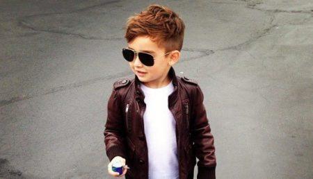 تسريحة شعر اولاد (3)
