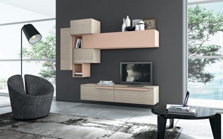 تصاميم مكتبات تلفزيون  (2)