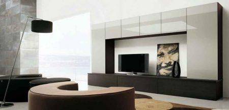 تصاميم مكتبات تلفزيون  (5)
