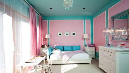 تصميمات غرف بنات (3)