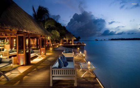 جزيرة المالديف بالصور (3)