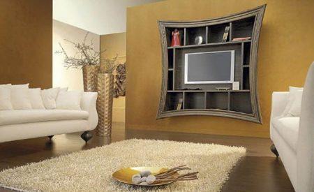 ديكورات تلفزيون بلازما  (2)