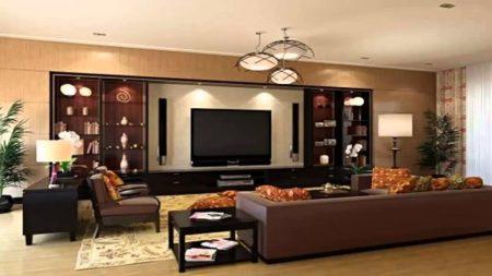 ديكورات تلفزيون بلازما  (3)