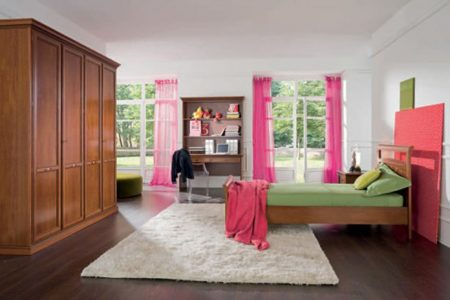 ديكورات غرف نوم بنات (1)
