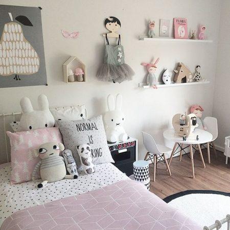 ديكور داخلي غرف بنات اطفال (1)