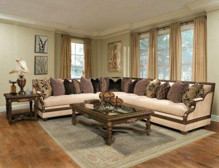 ديكور غرفة المعيشة  (1)
