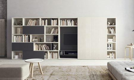 ديكور مكتبات  (4)