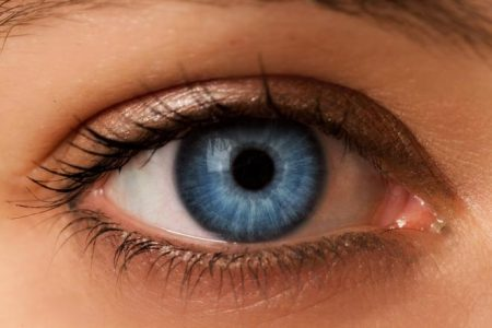 رمزيات عيون واتس اب زرقاء (1)