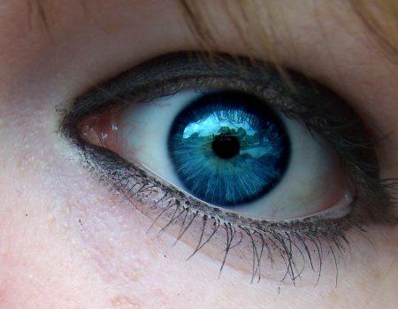 رمزيات عيون واتس اب زرقاء (2)