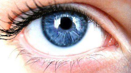 رمزيات عيون واتس اب زرقاء (3)
