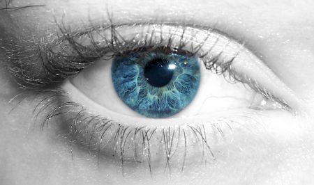 عيون واتس اب زرقاء 4