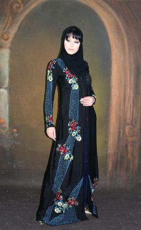 صور عبايات تركية للمحجبات  (1)