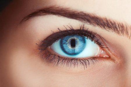 صور عيون زرقاء (1)