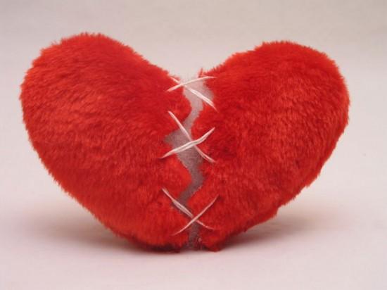 نتيجة بحث الصور عن قلوب مقطوعة