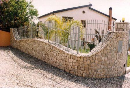 صور واجهات حجر فلل وقصور ومنازل بأحدث ديكور حجر (2)
