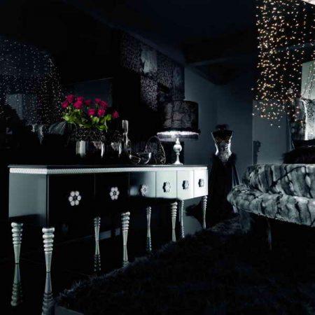غرفة نوم سوداء (3)