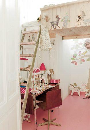 غرف بنات شيك (1)