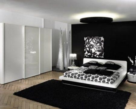كتالوج غرف نوم باللون الاسود (2)