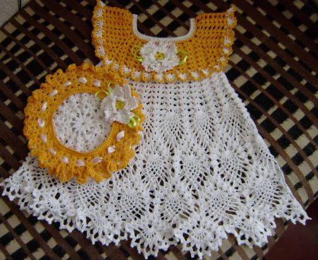 لبس كروشيه اطفال (3)