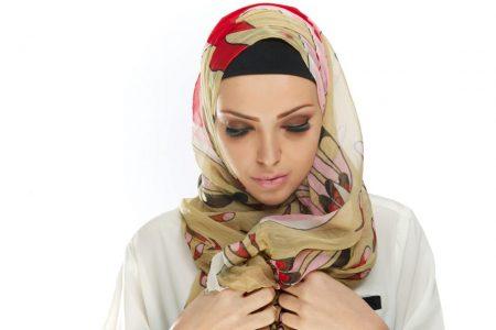لفات حجاب شيك مودرن (2)