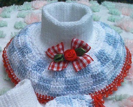 ملابس كروشيه للاطفال  (1)