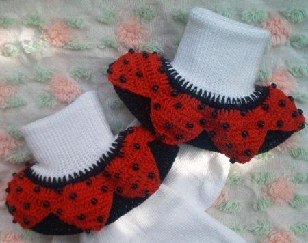 ملابس كروشيه للاطفال  (2)