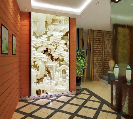 ورق جدران ثلاثي الابعاد 3D بديكورات وتصميمات مودرن (1)