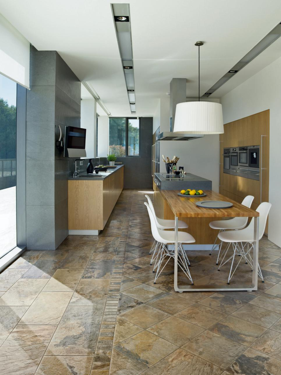 Kitchen Dining Room Living Room Combo Layout