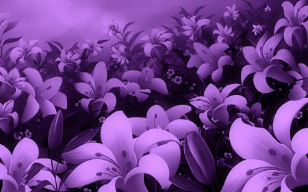 زهرة البنفسج فيس بوك  (1)