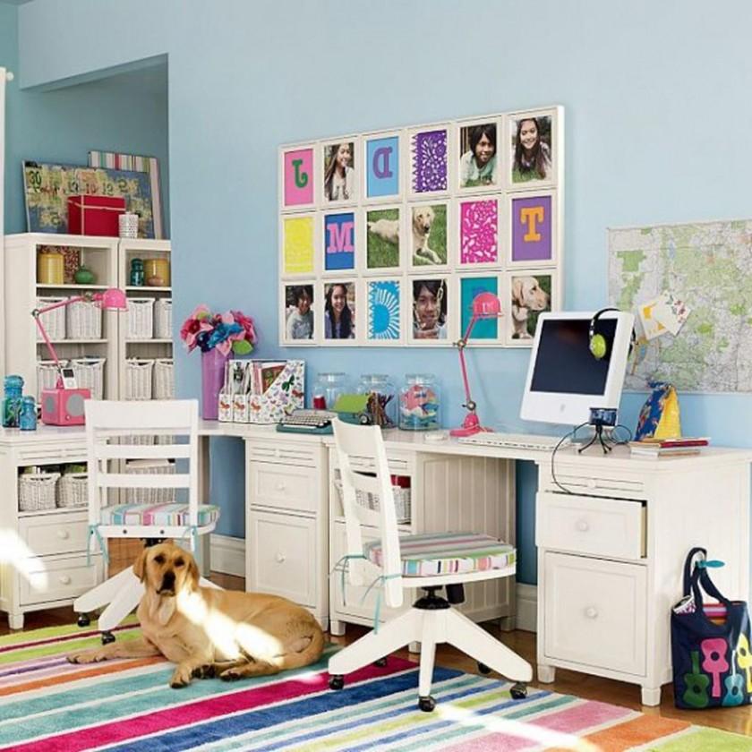 صور مكاتب اطفال بأحدث أشكال وتصاميم مودرن حديثة ميكساتك