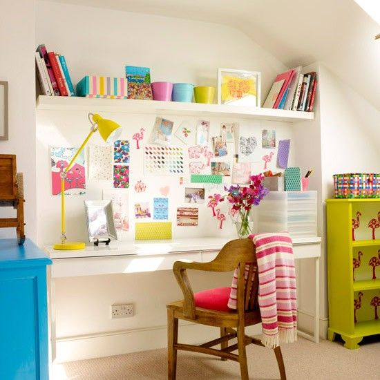 صور مكاتب اطفال بأحدث أشكال وتصاميم مودرن حديثة | ميكساتك