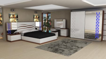 اجمل غرف نوم تركيه (1)