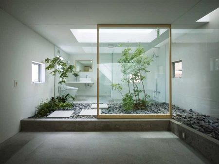 احدث صور تصميمات وديكورات حمامات 2017 (2)