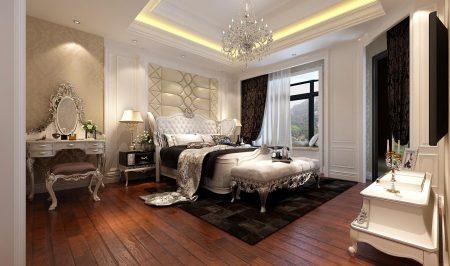 احدث صور غرف نوم كلاسيكية (3)