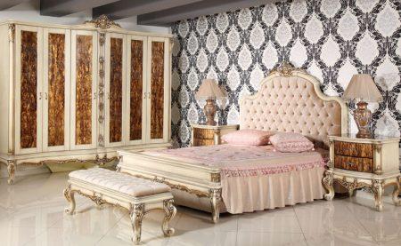 احدث صور غرف نوم كلاسيكية (6)