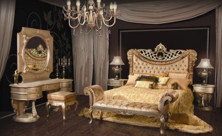احلي صور ديكور غرف نوم كلاسيك شيك (1)