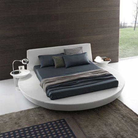 احلي صور سرير دائري (3)