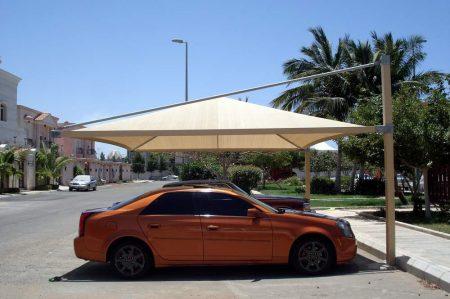 اروع اشكال وتصميمات مظلات السيارات (1)