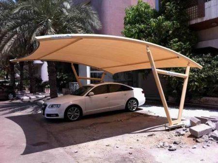 اشكال مظلات انتظار السيارات (1)