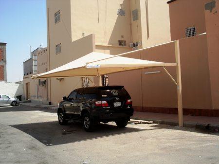 اشكال مظلات سيارات (1)