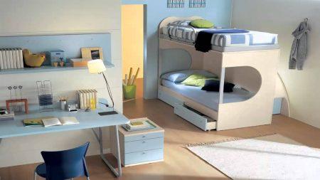 اشكال وتصميمات سراير اطفال (1)
