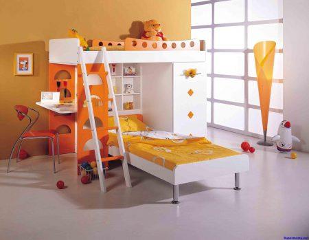 اشكال وتصميمات سراير اطفال (4)