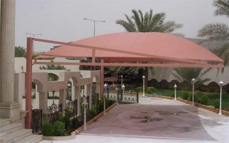 تصاميم مظلات السيارات (1)