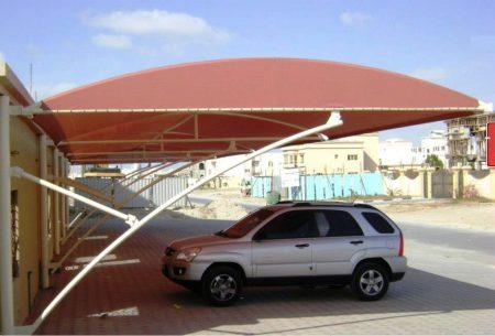 تصاميم مظلات السيارات (2)