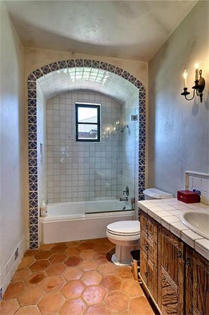 حمامات 2017 صور ديكورات حمام جديدة مودرن فخمة شيك (3)
