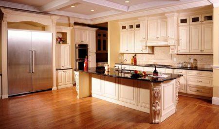 دواليب مطبخ خشب (1)