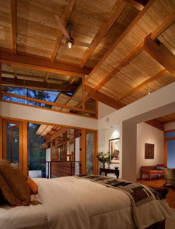ديكورات خشب للشقق والفلل تصميمات خشبية مودرن (2)
