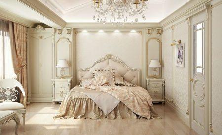 ديكورات غرف نوم كلاسيك (2)